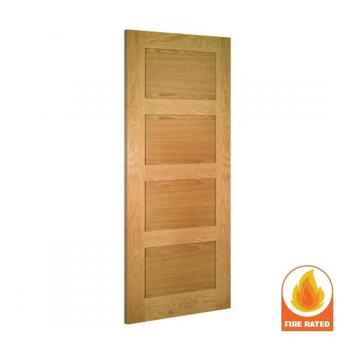 Coventry Pre-Finished Fire Door