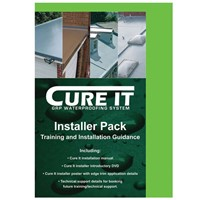 Cure It Installer Training Pack