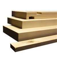 Our 38 x 115mm Softwood Door Fire Ckeck Linings have a reversible head and come with a 15mm groove to take intumescent strip, they are for use with 1981mm high doors either 686 or 762mm wide. They come complete with stops so will only require cutting to length.