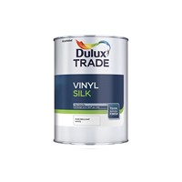 Dulux Trade 2.5L Pure Brilliant White Vinyl Silk