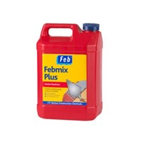 Lawsons Febmix Plus is a liquid ultra stable synthetic air entraining mortar plasticiser designed to enhance the workability and freeze thaw resistance of brick and block laying mortars. It may be used to replace or supplement the use of lime, and is designed to maintain efficiency with variations in cement and aggregate sources.