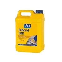 5ltr Febond SBR Waterproofer & Bonding Admixture