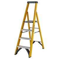 Fibreglass Platform Ladder