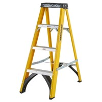 Fibreglass Step Ladder
