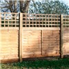 flat top square trellis