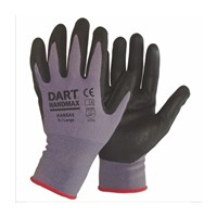 Foam Nitrile Gloves