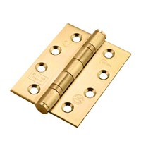 Frisco PBP 102mm Grade 13 Ball Bearing Hinges Pair Boxed 14882