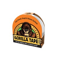 Gorilla Tape White 48mm x 27m Roll