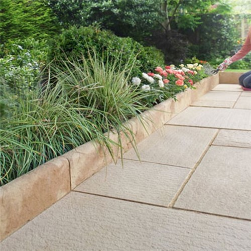 Hewnstone Natural Stone Effect Edging