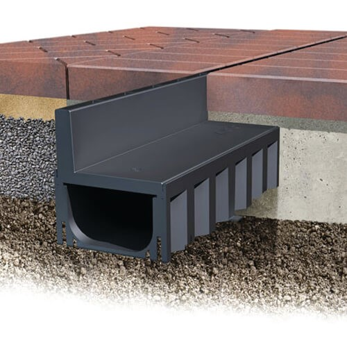 Aco Hexdrain Brickslot 1m Channel 319561 Lawsons