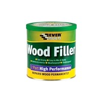 1.4kg 2 Part Light Stainable High Performance Wood Filler