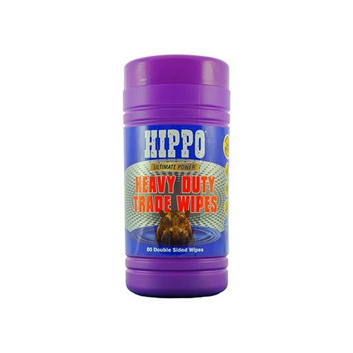 Hippo Heavy Duty Trade Wipes