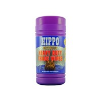 Hippo Heavy Duty Trade Wipes Pack Of 80