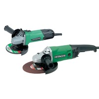 Hitachi Angle Grinder Twin Pack 115mm & 230mm 240v HITTWINSS