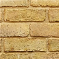 Imperial Yellow Stock Brick in Wall