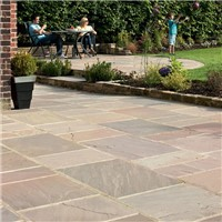 Indian Sandstone Garden Paving