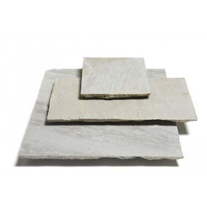 Pavestone 20.70m2 Pack Light Grey Premium Select 17-22mm Natural Stone
