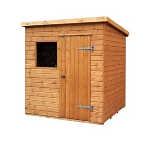 3.0x1.8M Major Pent Shed 1006