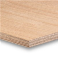 Marine Exterior Hardwood Plywood 2440x1220x18mm B/BB Face Class 3