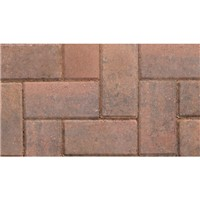 Marshalls Standard Concrete Block Paving Brindle 200x100x50mm