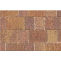 Marshalls Drivesett Savanna Autumn Paving 160x160x50mm