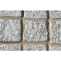 Marshalls Cropped Granite Setts are the perfect completing piece for driveways and paths. Nominal Size: 100mm x 100mm x 100mm. Colour: Silver Grey