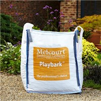 Playbark is a high graded, chunky, pine bark. Its impact absorbant properties make it suitable for a variety of applications. Inculding cimbing frames, slides, all play equipment and more! Each bags contains approximately 0.6m³