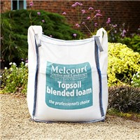 Blended Loam Topsoil Bulk Bag