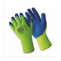 Neon Thermal Hi-Vis Gloves