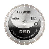 230mm DE10 General Purpose Diamond Blade Spectrum DE10-230/22
