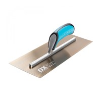 Ox Pro 127 x 356mm Stainless Steel Plasterers Trowel OX-P011014