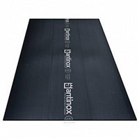 Lawsons Black 2mm Recycled Protective Sheet 2.4 x1.2m