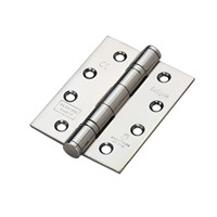 Frisco PSS 102mm Grade13 Ball Bearing Hinges Pair Boxed 14853