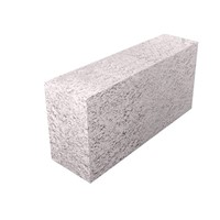 Solid Dense Concrete Blocks Can be used in a variety of internal & external applications, including above and below the ground or where strength and durability are prime considerations. Typically used in cavity or solid wall constructions, also ideal for use in internal load bearing walls. Overall dimensions: 440mm x 215mm x 100mm.