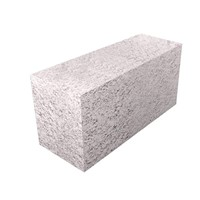 Solid Dense Concrete Blocks Can be used in a variety of internal & external applications, including above and below the ground or where strength and durability are prime considerations. Typically used in cavity or solid wall constructions, also ideal for use in internal load bearing walls. Overall dimensions: 440mm x 215mm x 140mm.