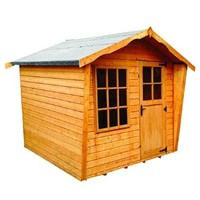 2.4x2.4M Rockingham Summerhouse 808
