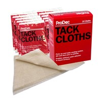 Rodo Pack Of 10 Tack Cloths