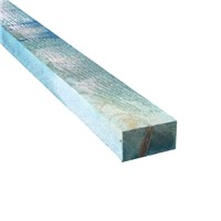 Roofing batten blue
