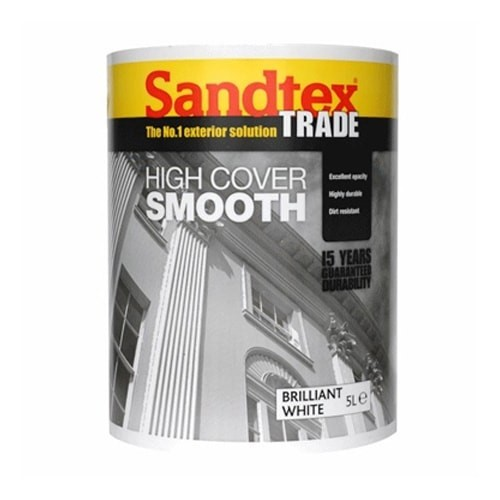 Sandtex 5L Brilliant White