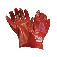 Scan PVC Gauntlet Gloves