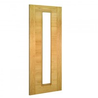 Seville Unglazed Internal Pre-Finished Oak Door 1981x686x35mm