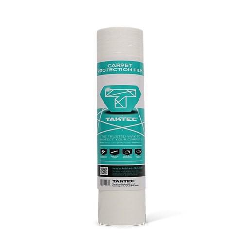 Taktec Carpet Protection Film 100m X 600mm Lawsons