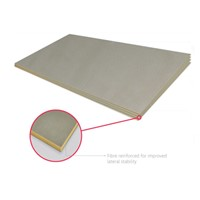 Thermosphere Cement Coated Insulation Board