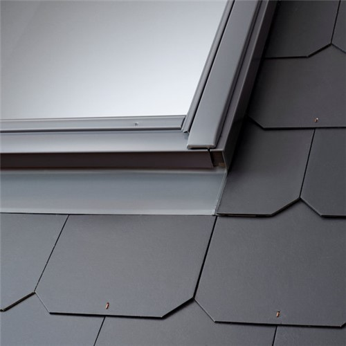 Velux EDL Single Slate Flashing