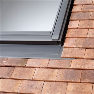 Velux EDP CK06 0000 Single Plain Tile Flashing 55x118