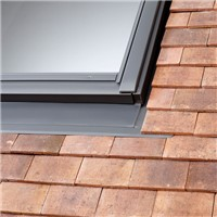 Velux EDP UK08 0000 Single Plain Tile Flashing 134x140