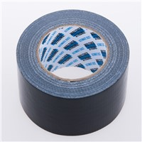 Walther Strong (75mm x 50m) Black Ultimate Duct Tape is a sturdy cloth-reinforced tape which provides numerous solutions including patching, bundling, reinforcing, capping pipe and more.