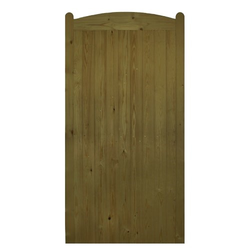 Wellow Tall Arch Top Gate